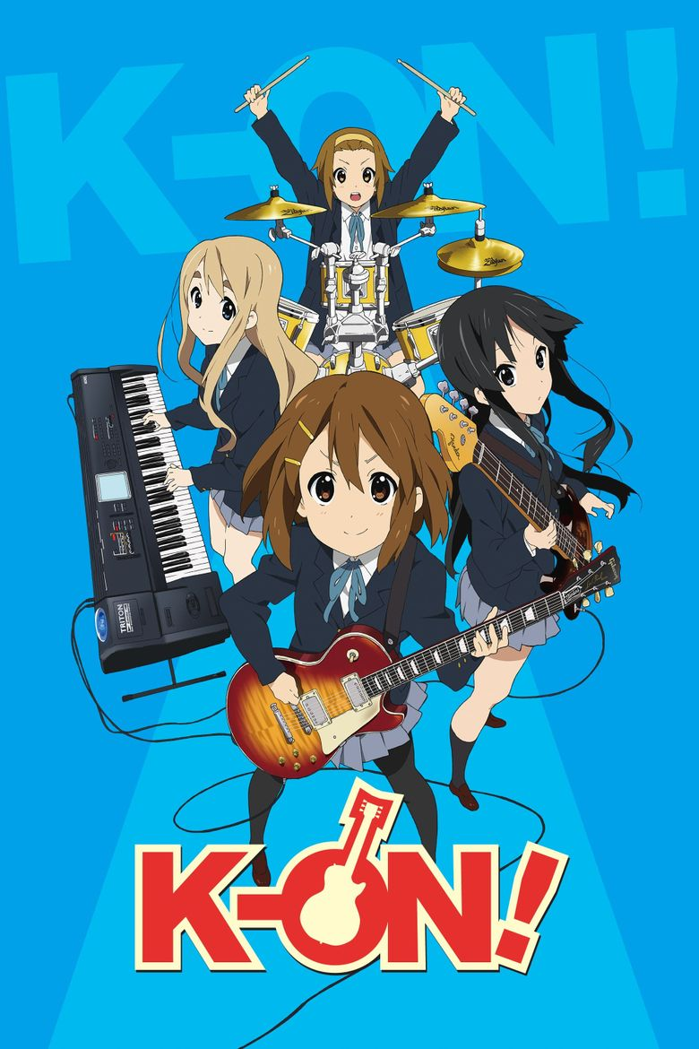 K-ON! Poster