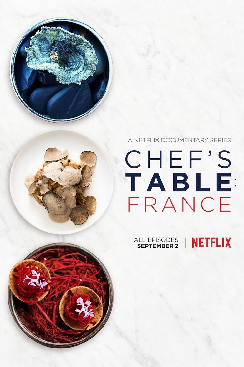 Chef's Table: France Poster