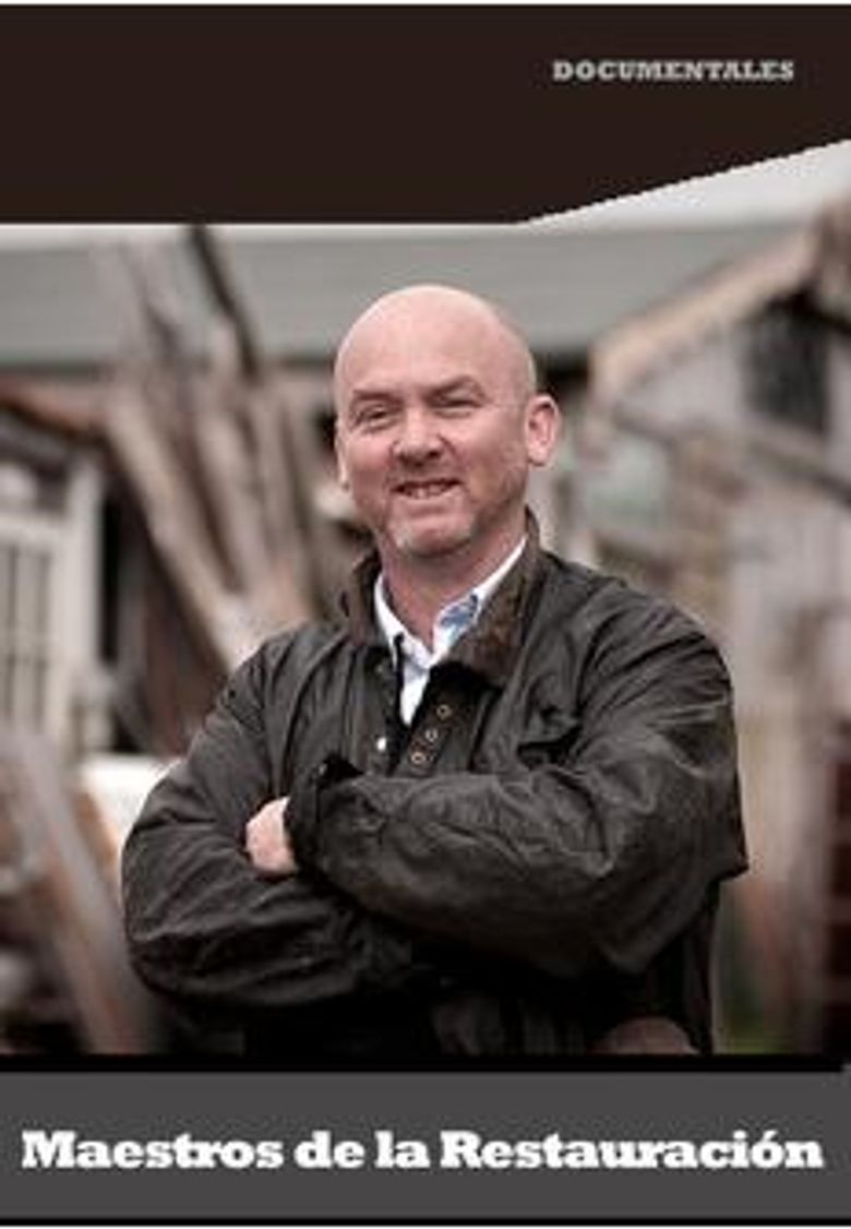 Salvage Hunters Poster