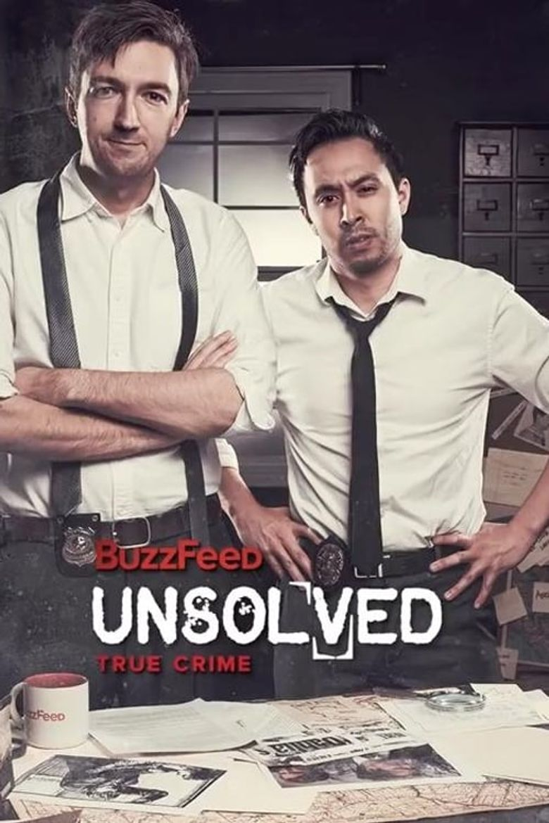BuzzFeed Unsolved - True Crime Poster