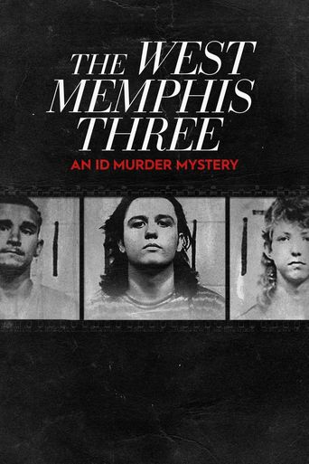 West Memphis Three An ID Murder Mystery Poster