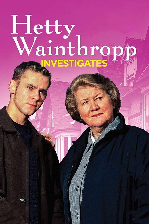 Hetty Wainthropp Investigates Poster