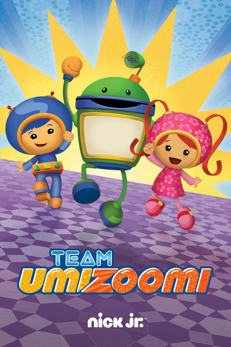 Team Umizoomi Poster