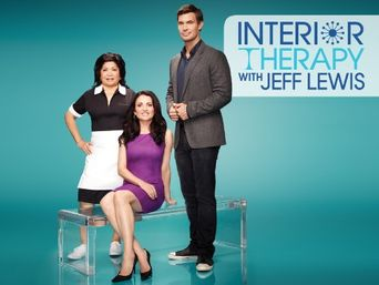 Interior Therapy with Jeff Lewis Poster