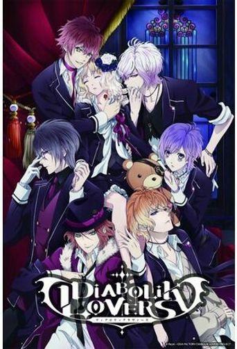 Diabolik Lovers Poster