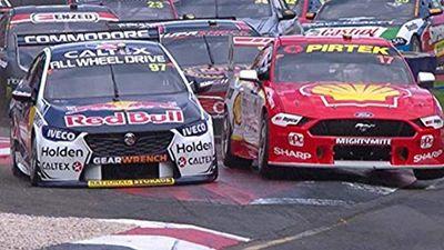 Season 2019, Episode 00 2019 Virgin Australia Supercars Championship Round 1 Race 2-Adelaide