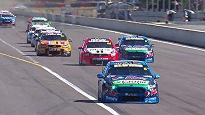 Season 2015, Episode 10 2015 V8 Supercars Round 5 Darwin, Race 1 & 2