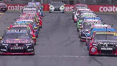 Season 2015, Episode 00 2015 V8 Supercars Round 1 Adelaide, Race 3