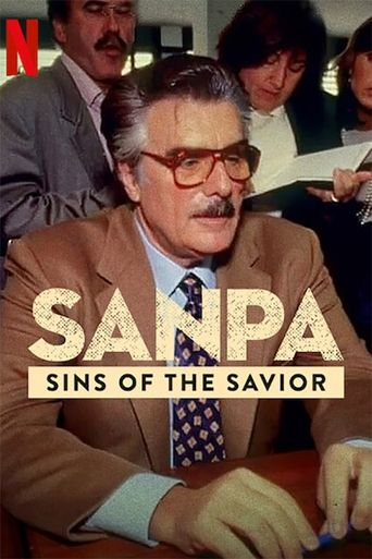 SanPa: Sins of the Savior Poster