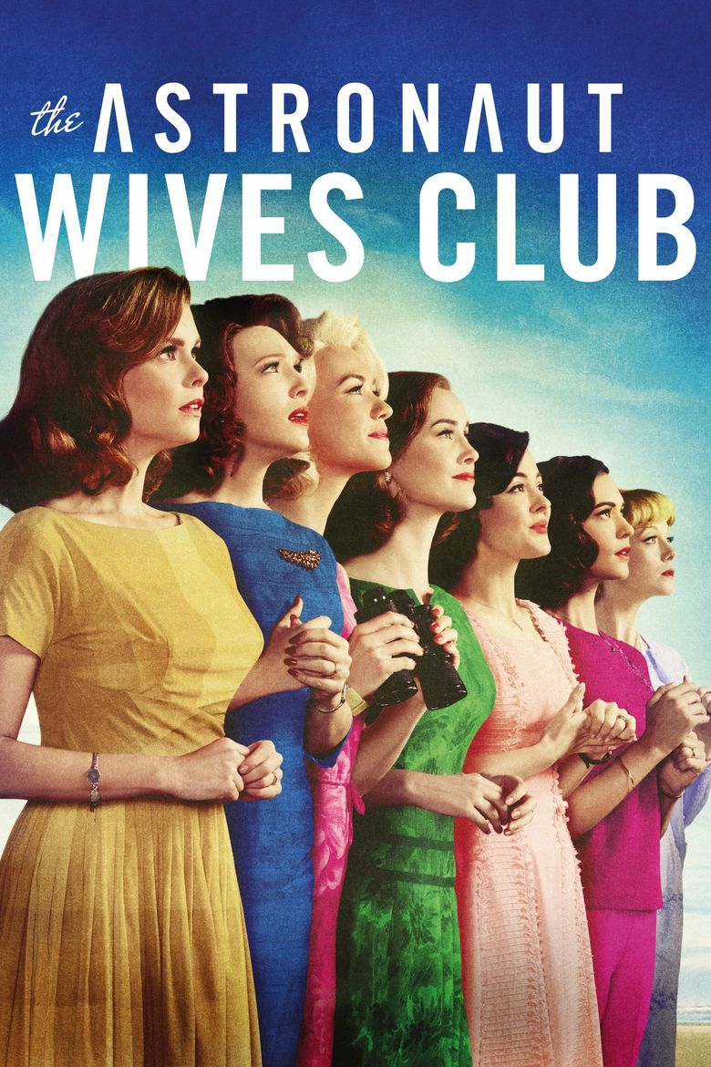 The Astronaut Wives Club Poster