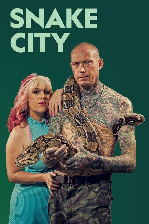 Snake City Poster