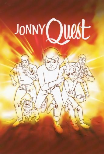 The New Adventures of Jonny Quest Poster