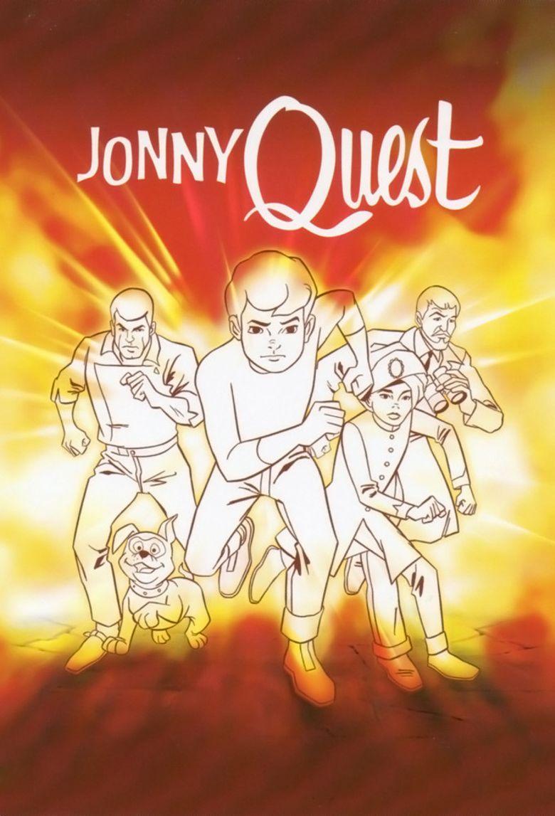 The New Adventures of Jonny Quest Poster