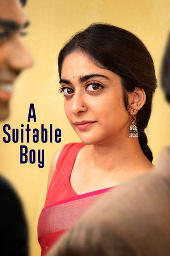 A Suitable Boy Poster