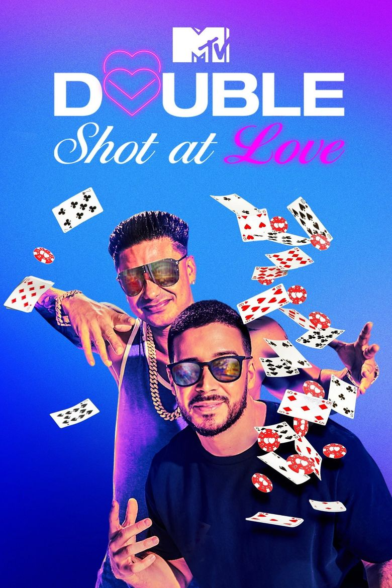 Double Shot at Love Poster