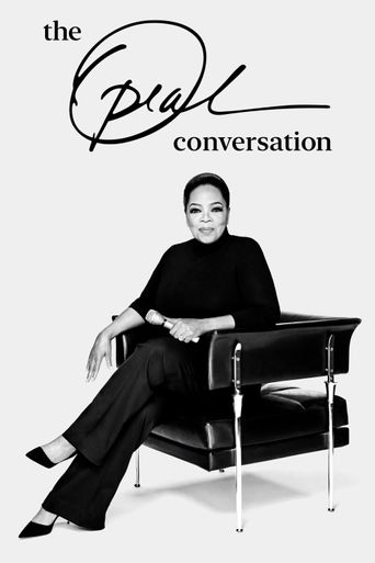 The Oprah Conversation Poster