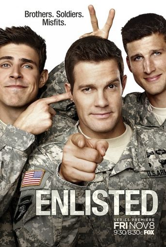 Enlisted Poster