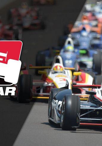 IndyCar Auto Racing Poster