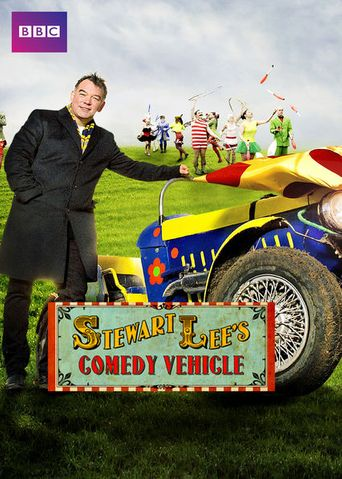 Watch Stewart Lee's Comedy Vehicle