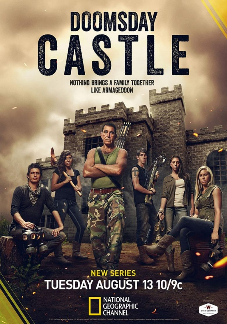 Doomsday Castle Poster