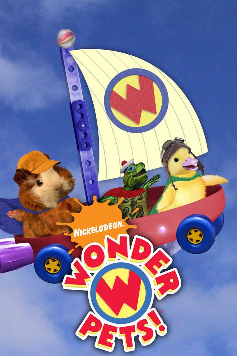 Watch The Wonder Pets