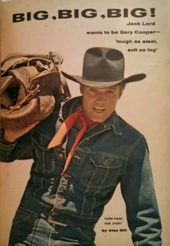 Stoney Burke Poster