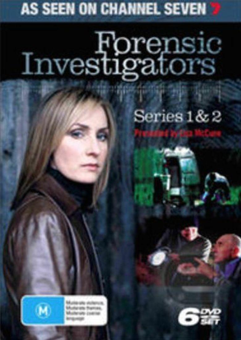 Forensic Investigators Poster