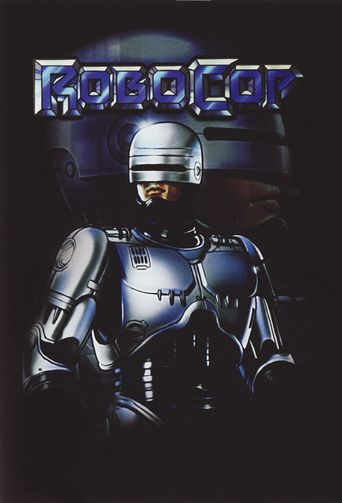 RoboCop: The Animated Series Poster