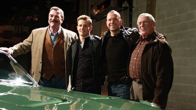 Season 06, Episode 07 The Bullitt Mustang
