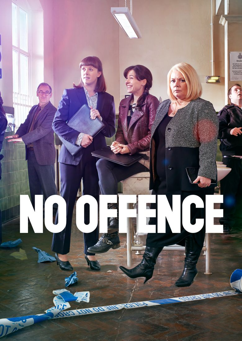No Offence Poster