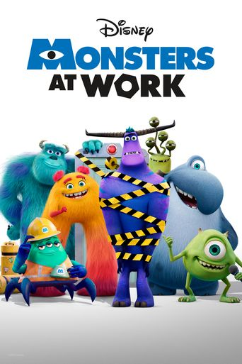 Monsters at Work Poster