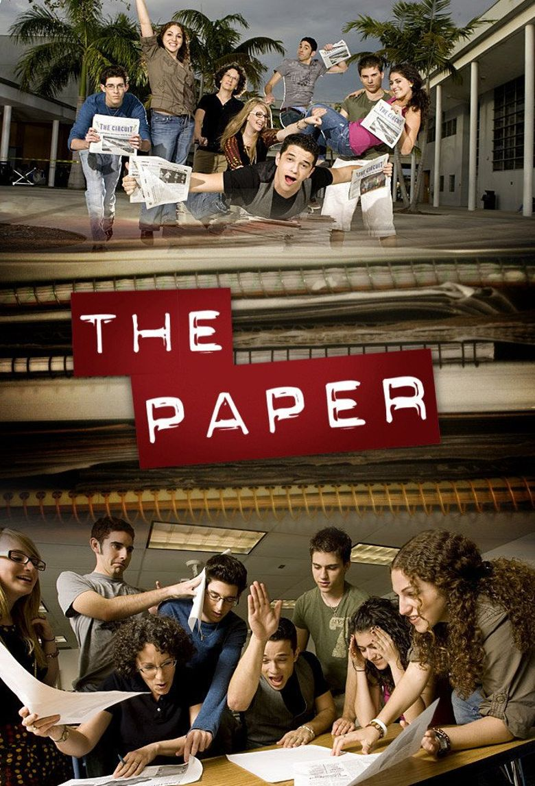 The Paper Poster