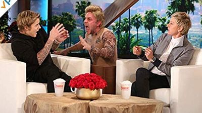 Season 01, Episode 06 Ellen Scares Justin Bieber