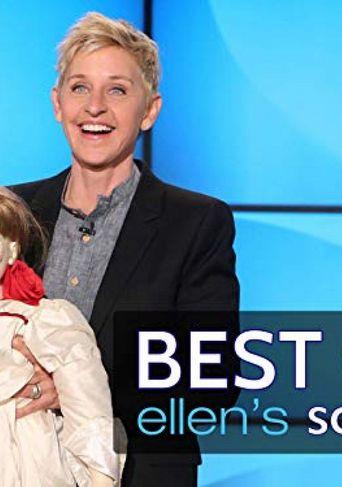 Best of Ellen's Scares Poster