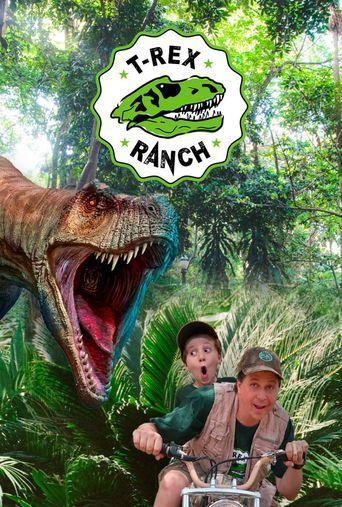 T-Rex Ranch Poster