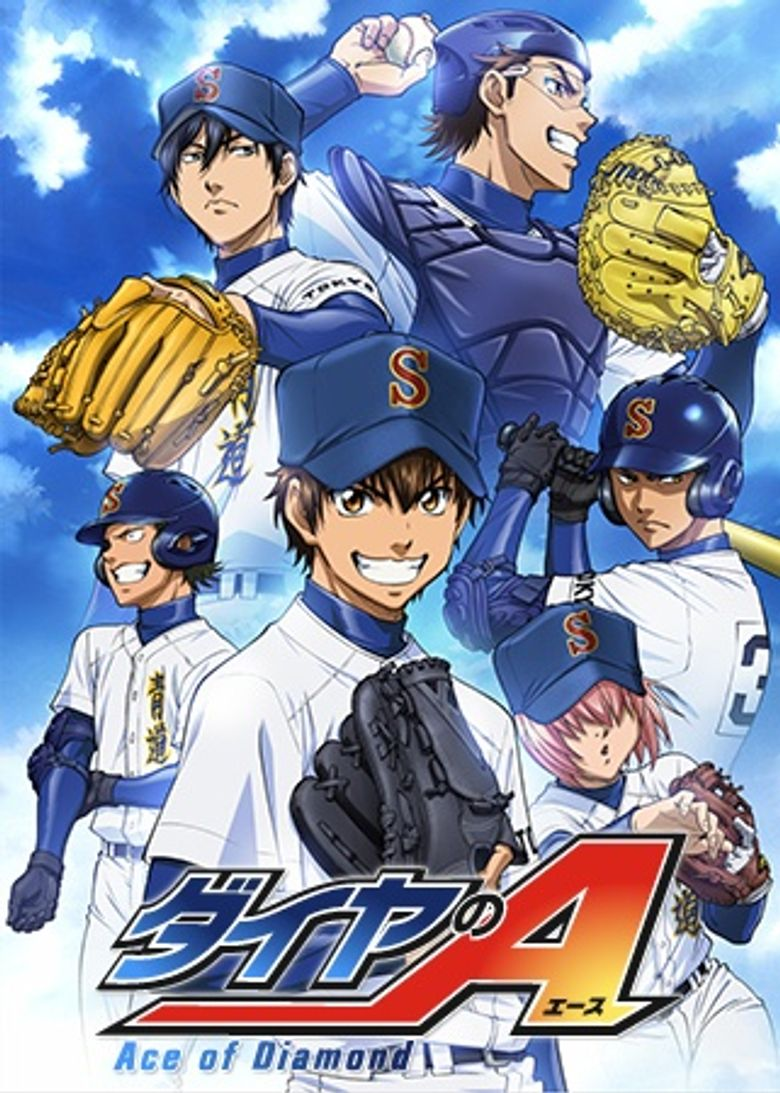 Ace of Diamond Poster
