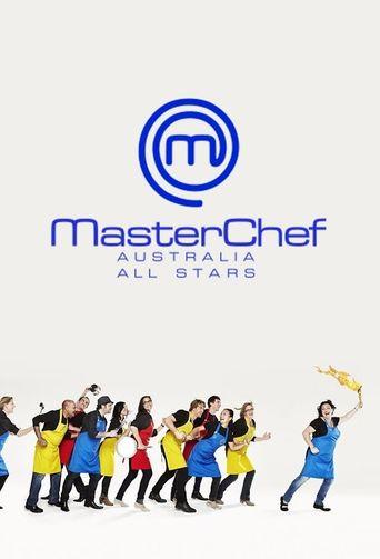 MasterChef Australia All-Stars Poster