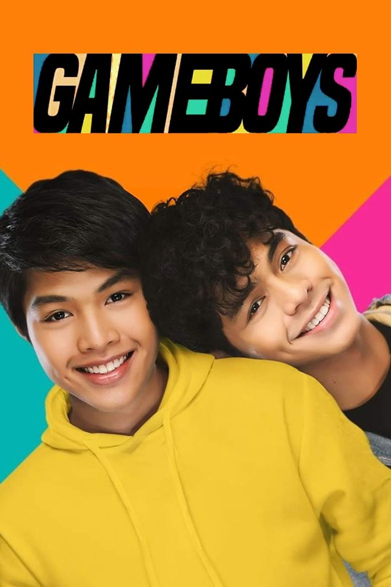 Gameboys Poster