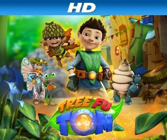 Tree Fu Tom Poster