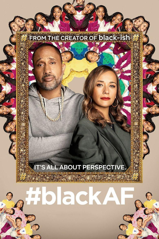 #blackAF Poster