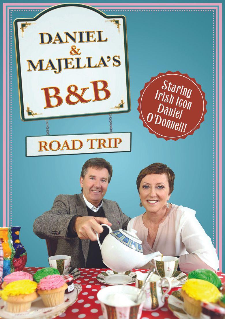 Daniel and Majella's B&B Road Trip Poster
