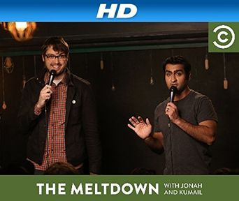 The Meltdown with Jonah and Kumail Poster