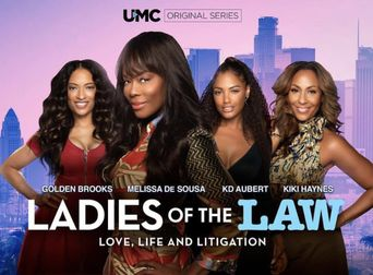 Ladies of the Law Poster