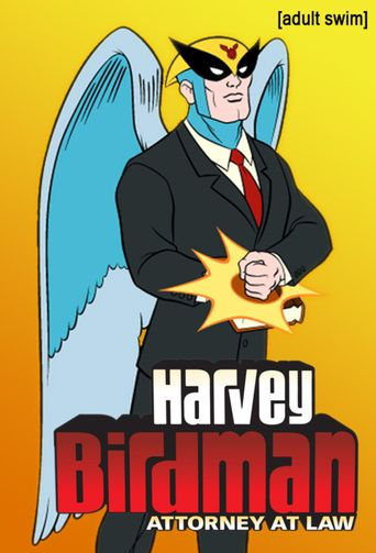Watch Harvey Birdman, Attorney at Law