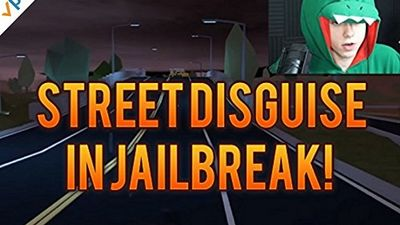 Season 04, Episode 06 Street Disguise In Jailbreak!