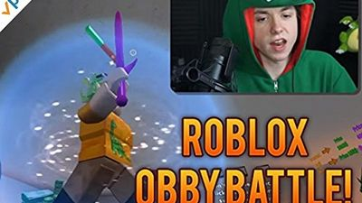 Season 04, Episode 07 Roblox Obby Battle!