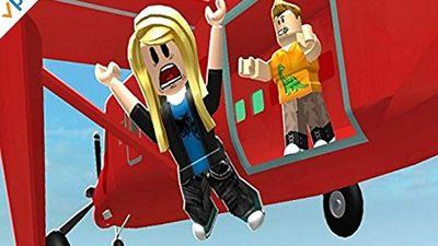 Season 06, Episode 07 Clip: Skydive Trolling In Roblox Highschool!