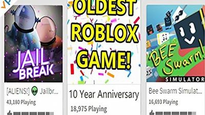 Season 05, Episode 07 Clip: This Roblox Game Has Been Around For 10 Years!