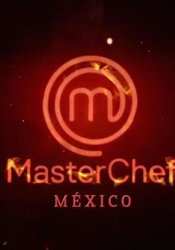 MasterChef Mexico Poster