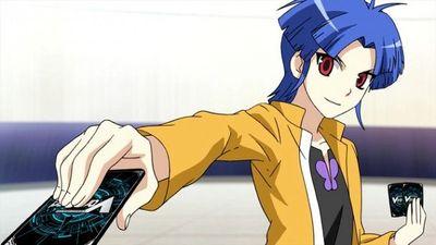 Season 07, Episode 15 Enishi vs. Am